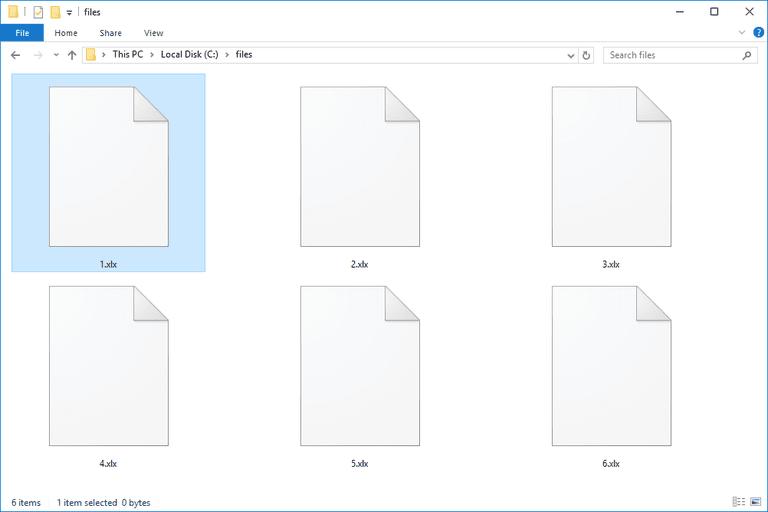 XLX Files