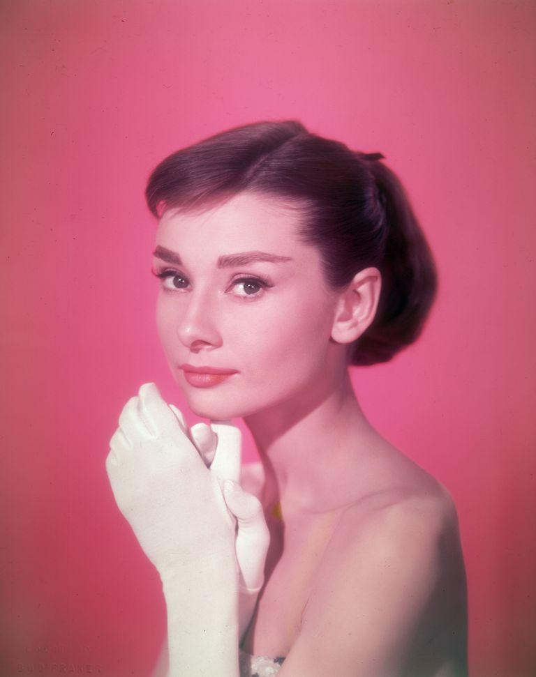 Picture of actress Audrey Hepburn
