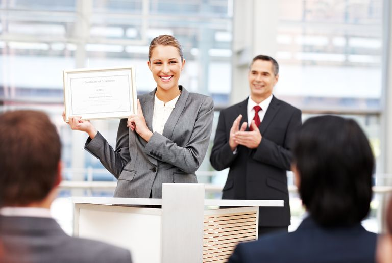 how to nail certificate wording for great awards