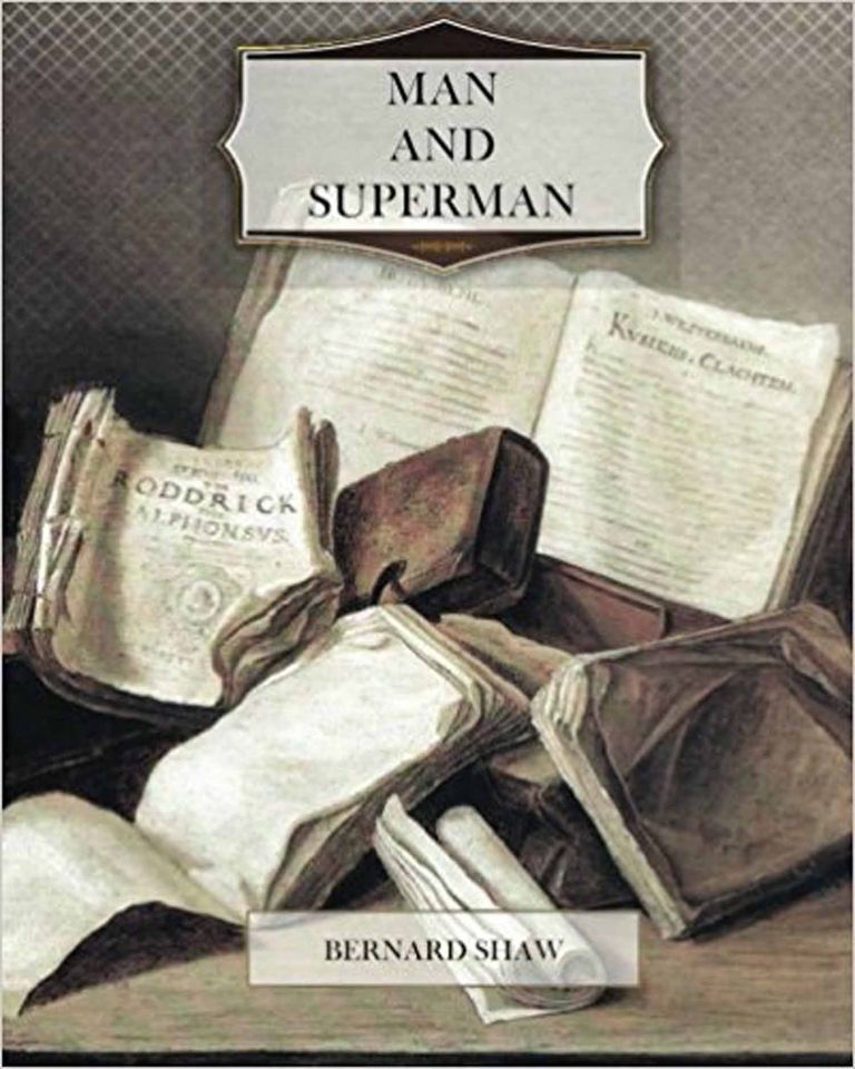 play analysis sample essay of man and superman man and superman