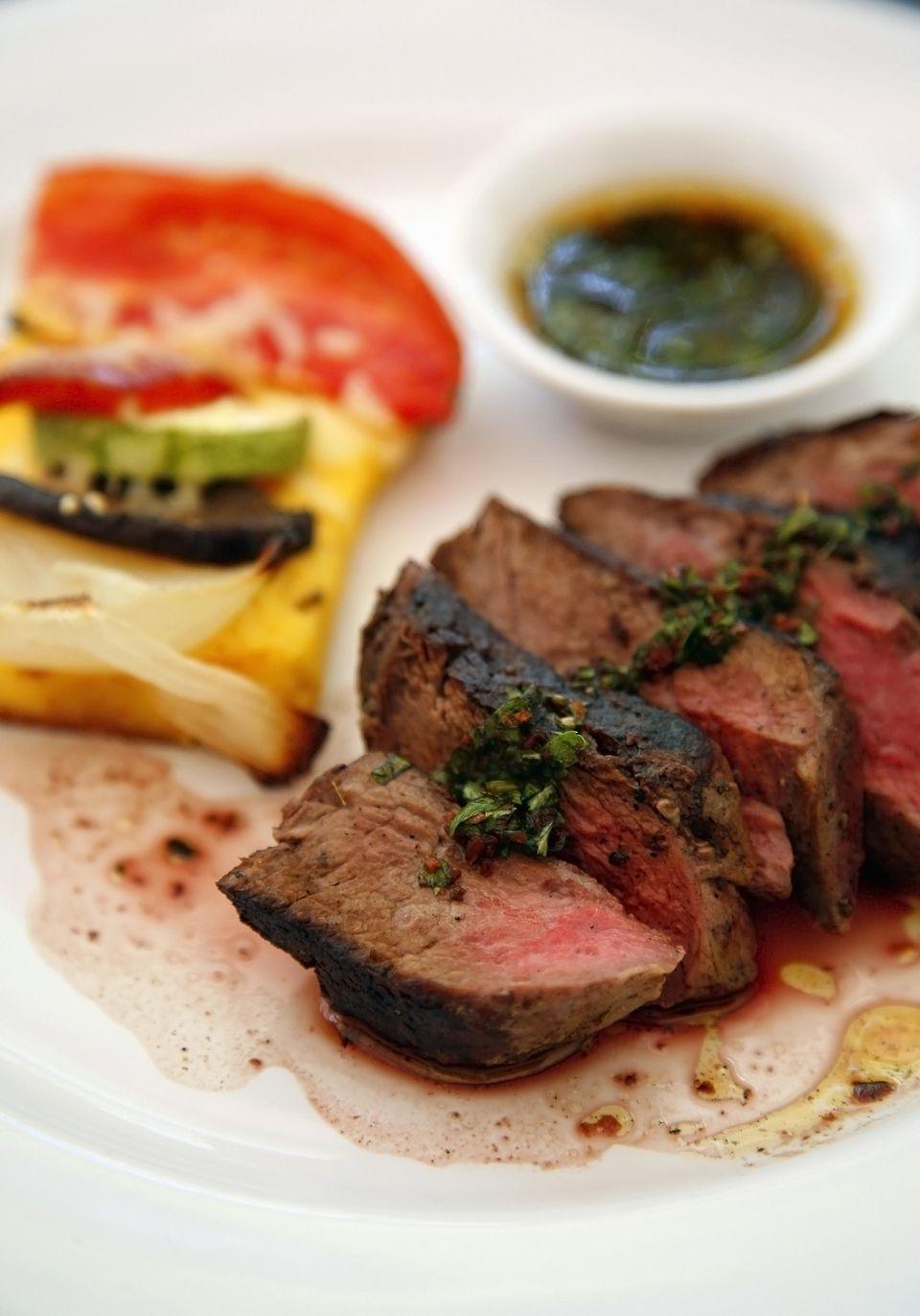 Dry Chimichurri Steak Rub