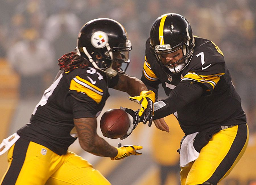 DeAngelo Williams, Pittsburgh Steelers