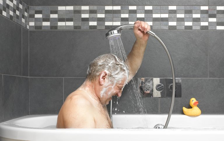 Showering and Dementia: Tips for Success