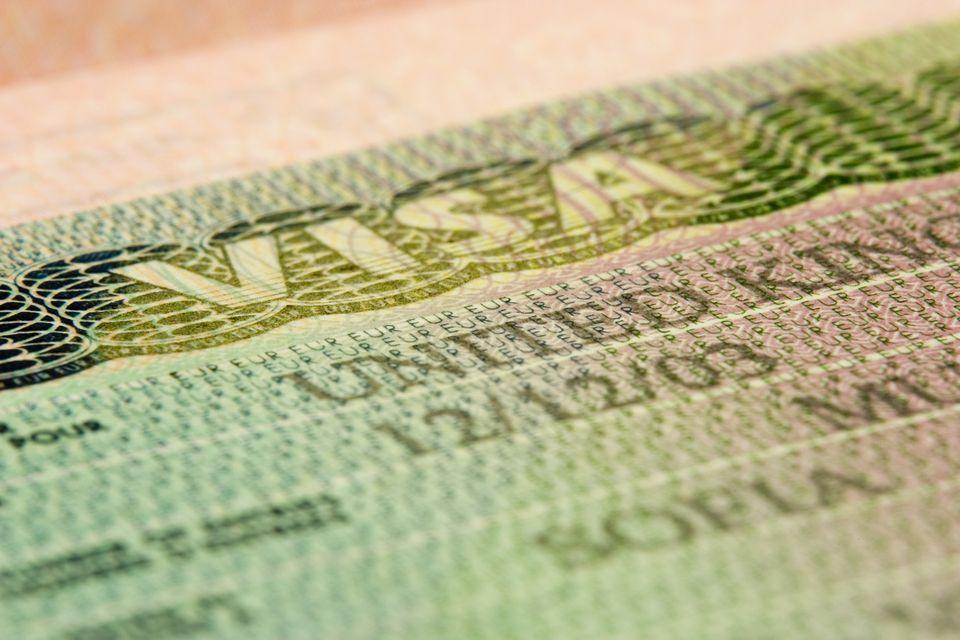 UK Entry Visa: Close Up