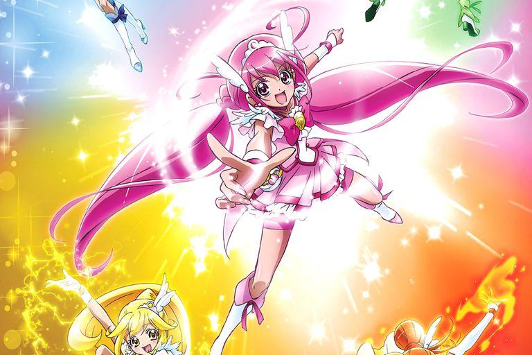Netflix Original Anime Series Glitter Force