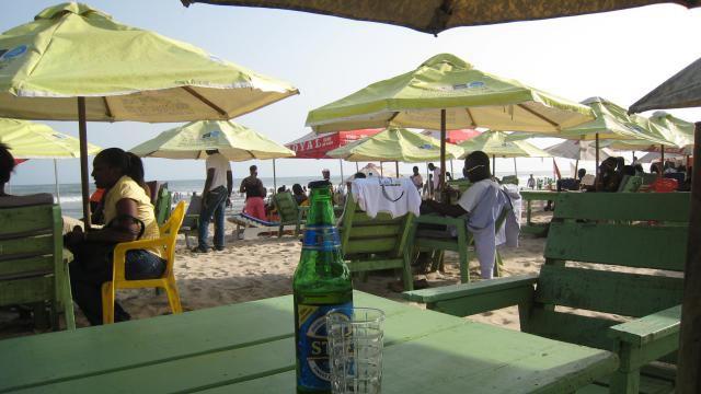 Labadi Beach, Accra, Ghana