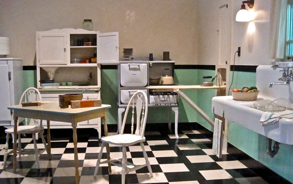 Kitchens from the 1930s and 1940s for Modern kitchen in 1930s house