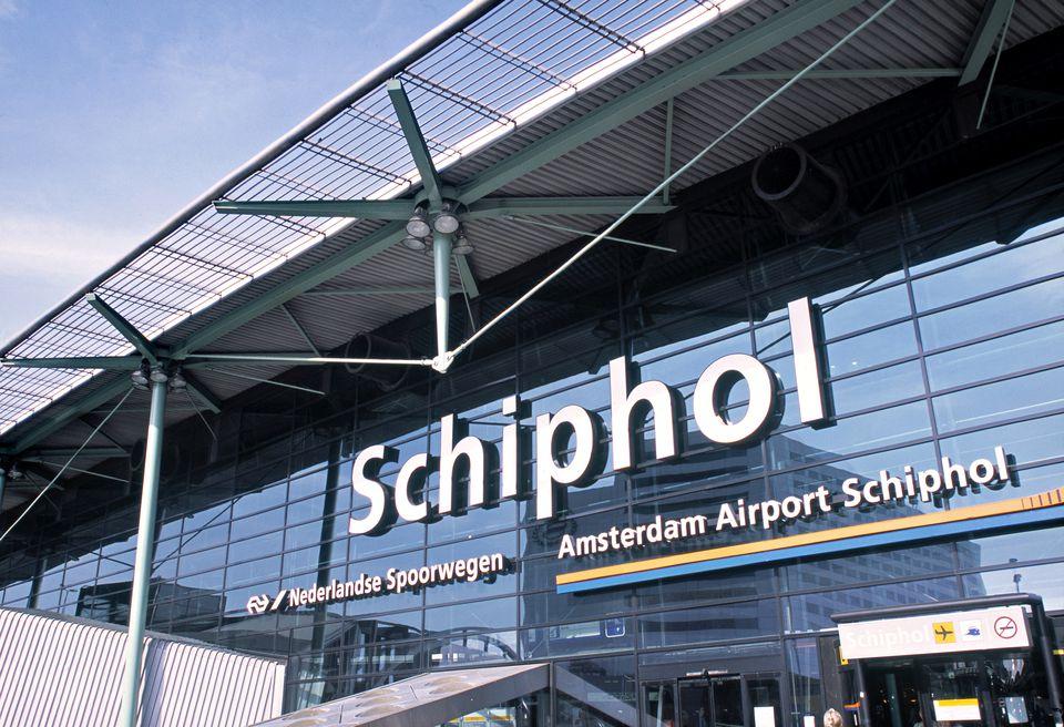Schiphol Airport Amsterdam Holland