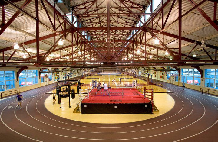 Sports Center at Chelsea Piers