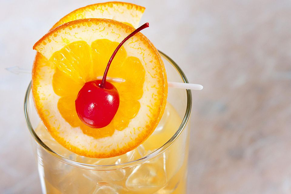 Popular Harvey Wallbanger Cocktail Recipe