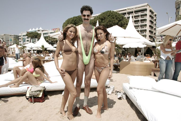 'Borat' Photo Call