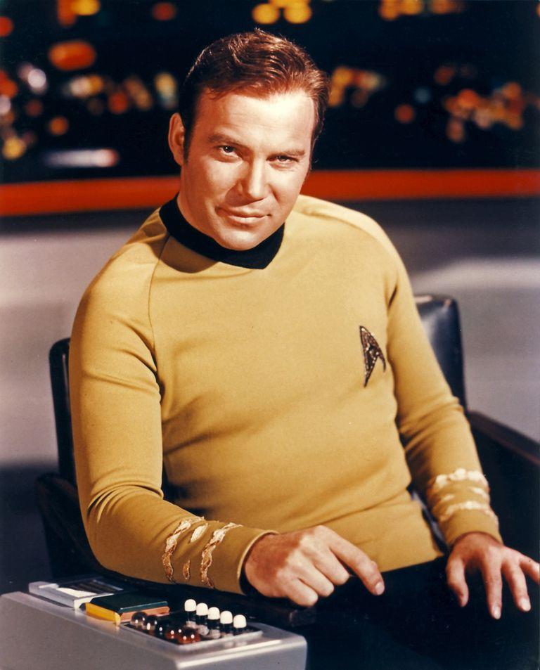 Captain James T. Kirk of