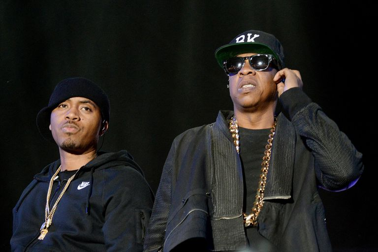 Jay z vs nas the story behind the beef nas and jay z malvernweather Images