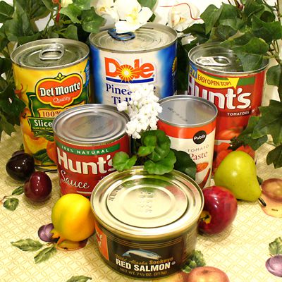canned, food, fresh, nutrition, recipes, receipts