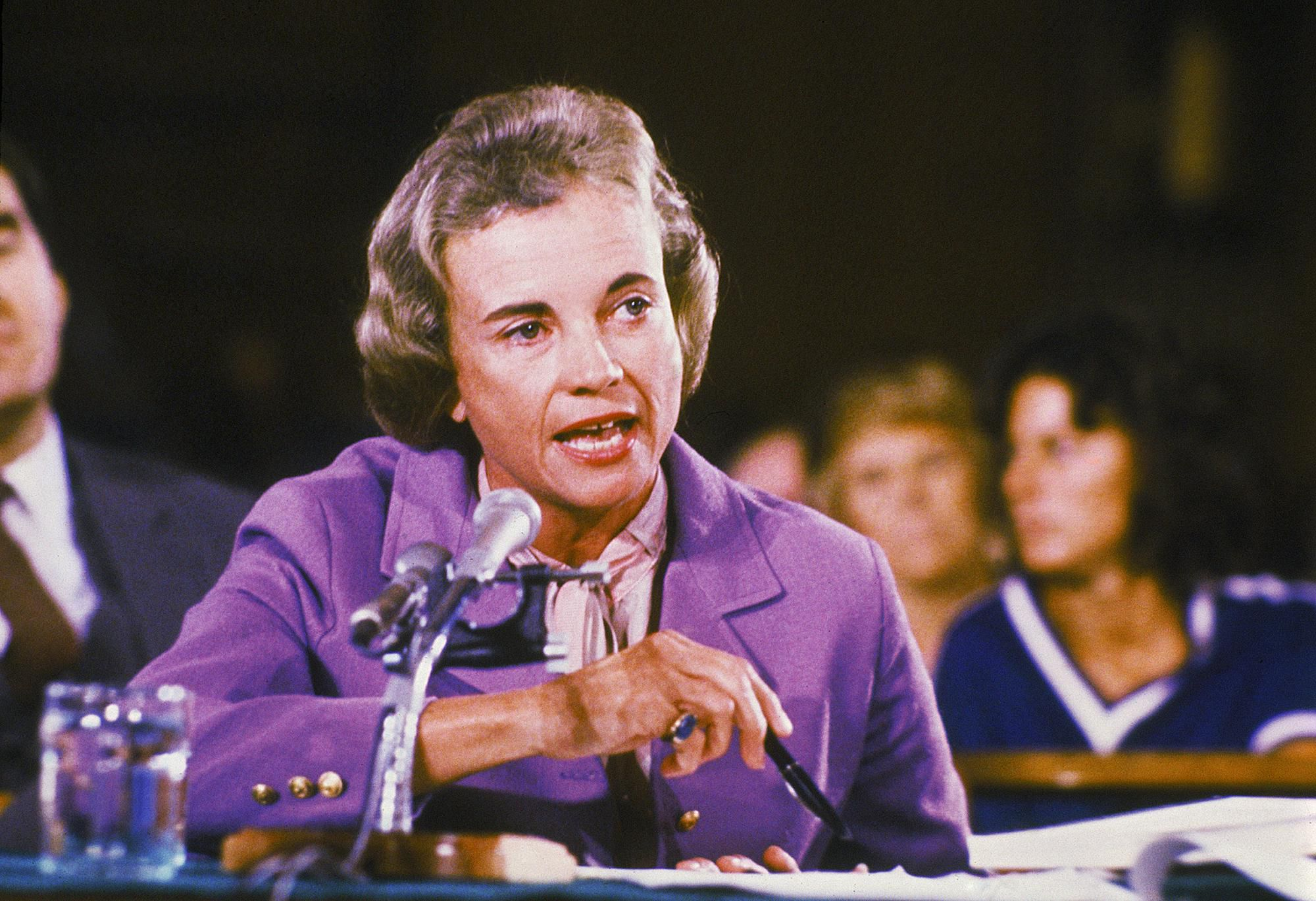 Sandra Day O Connor Quotes Pleasing Sandra Day O'connor First Female Supreme Court Justice
