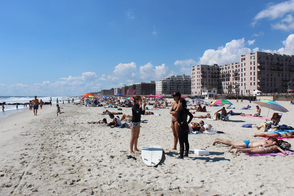 Where to find the best beaches on long island for Long beach ny shirts