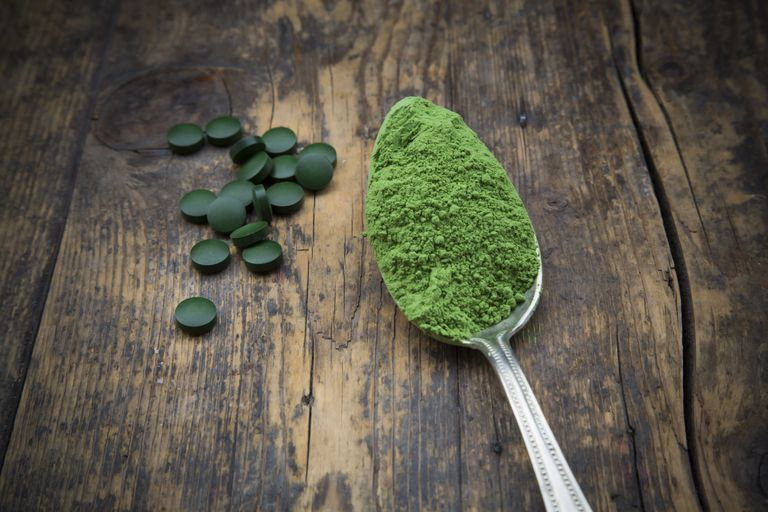 wheat grass powder and tablets