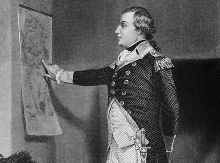 Brig. Gen. Richard Montgomery