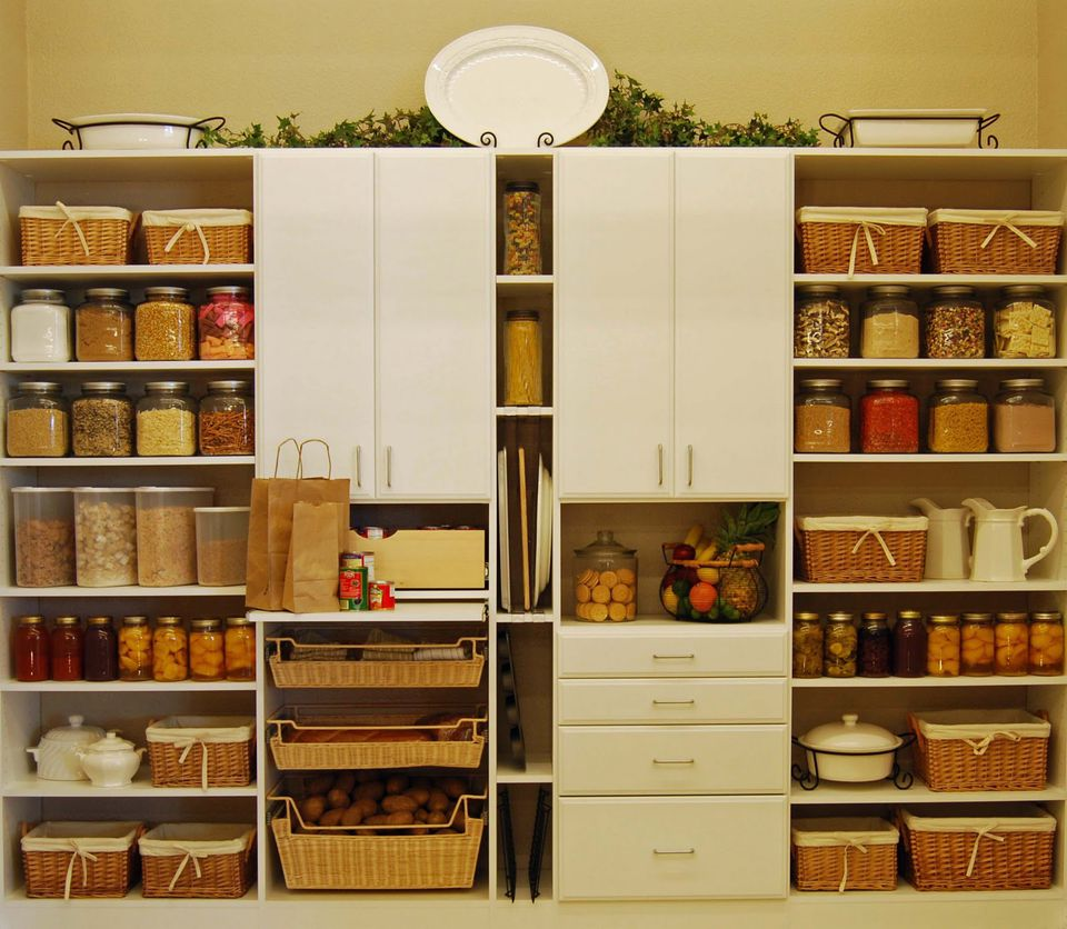 kitchen storage pantry pantry ideas to help you organize your kitchen 3169