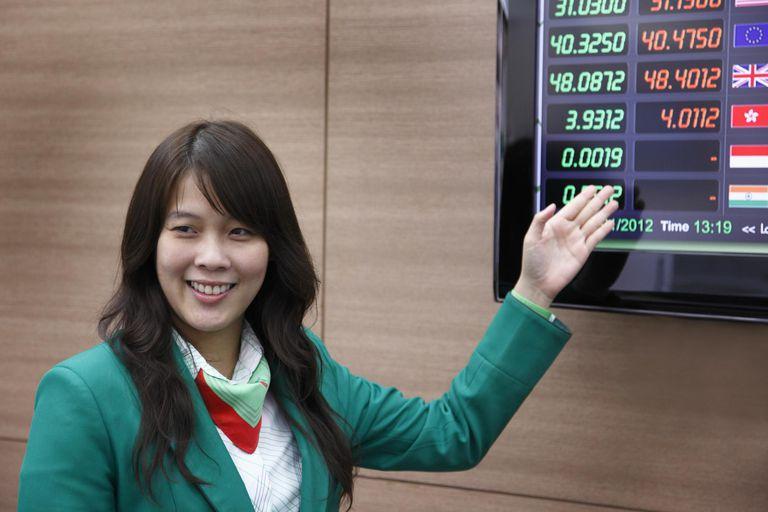 how do exchange rates work