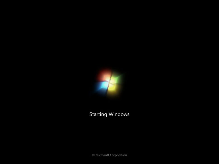 how to do clean install of windows 7