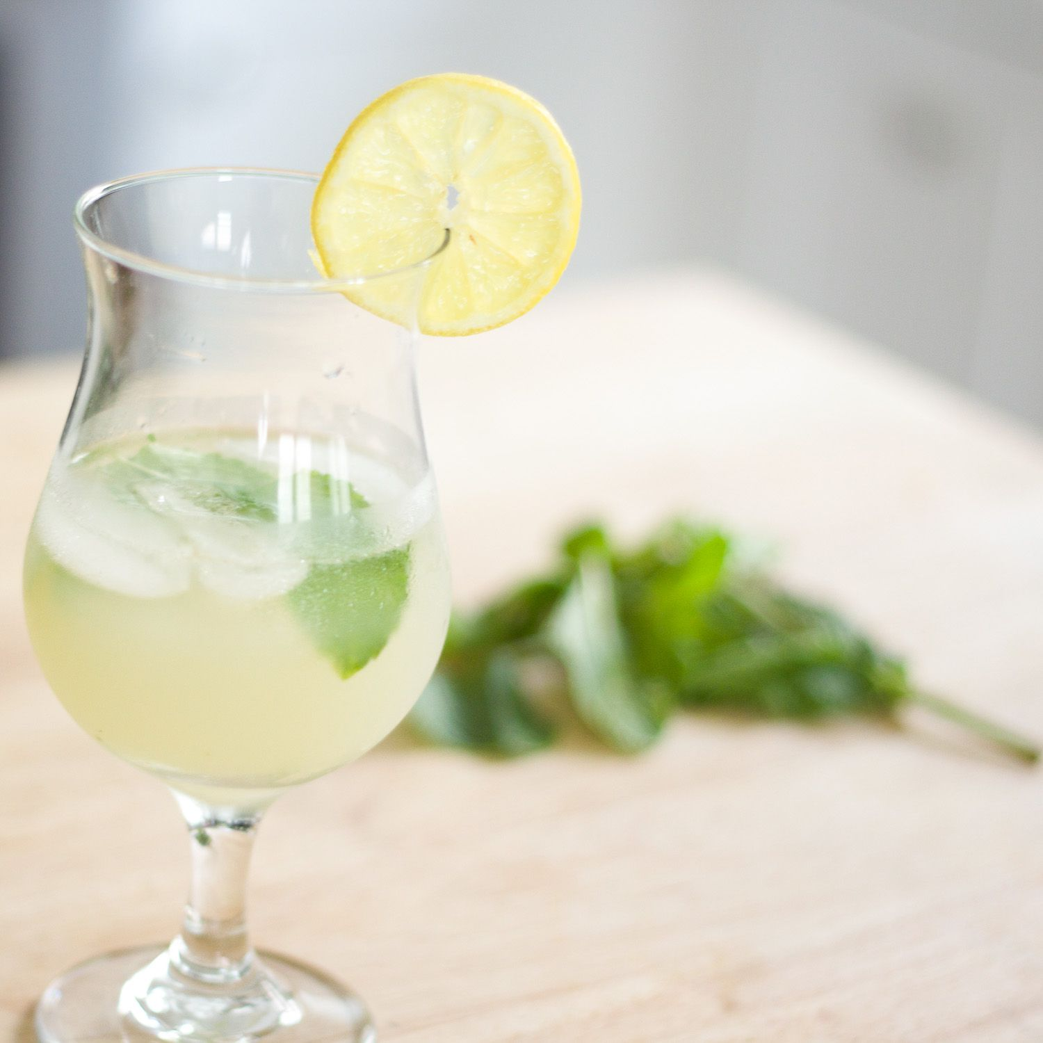 Ouzo Lemonade Cocktail Recipe
