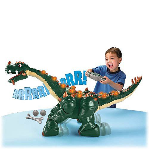 Spike the Dinosaur from Fisher-Price