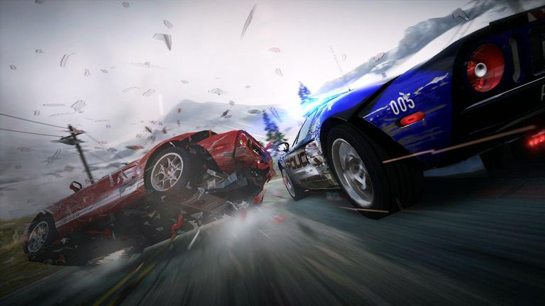 Need for Speed Hot Pursuit (NFSHP)