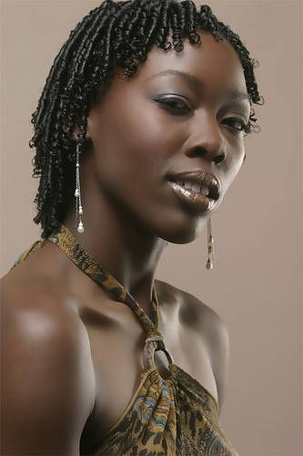 Pictures of Natural Hairstyles