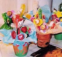 Candy Plant Craft