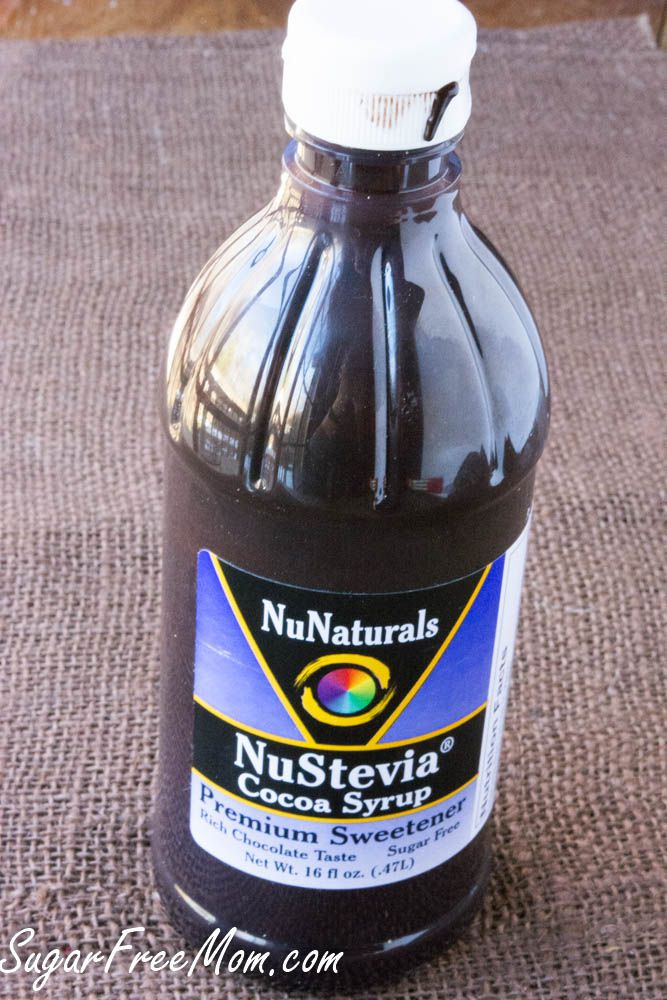 Review of NuNaturals Cocoa Syrup