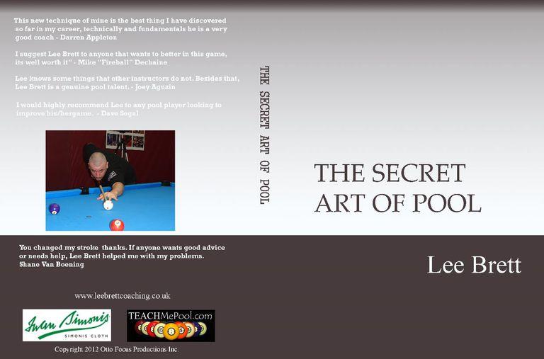 The Secret Art Of Pool - Lee Brett