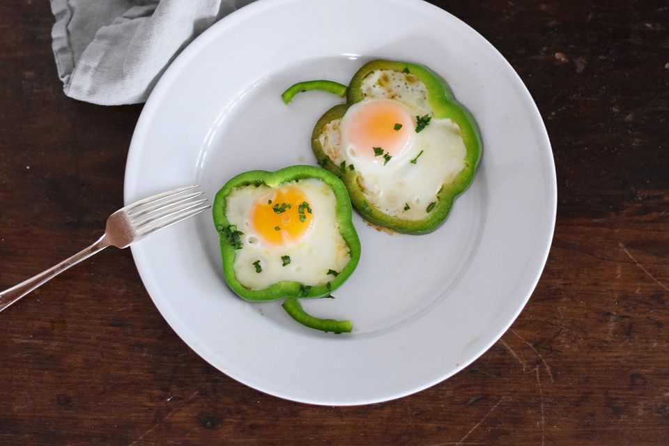 four leaf clover eggs