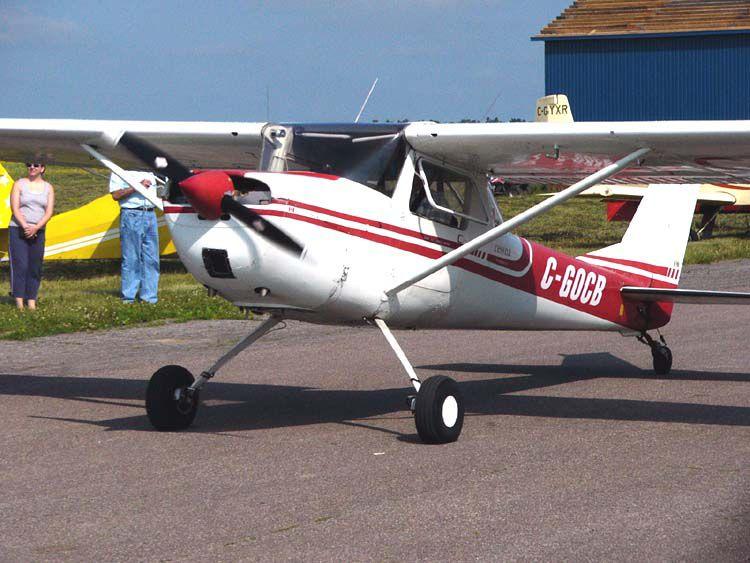 Cessna 150 Tailwheel