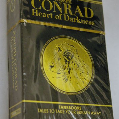 an analysis of the critique of colonialist thought in heart of darkness by joseph conrad Throughout heart of darkness joseph conrad focuses on this divorce of fact and meaning, providing an interwoven critique of the segmentation of language using frame narrative, analysis of written word, and juxtaposition of modern language with the raw language from untouched africa marlow begins and ends his tale in a lotus position, evoking .