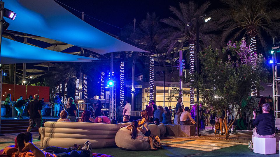 spark! After Dark music event in Phoenix