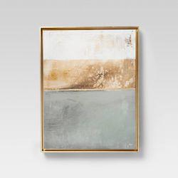 Framed Modern Wall Canvas 28 X 22 - Project 62™