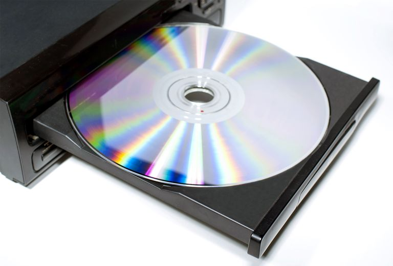 Laserdisc Player and Disc