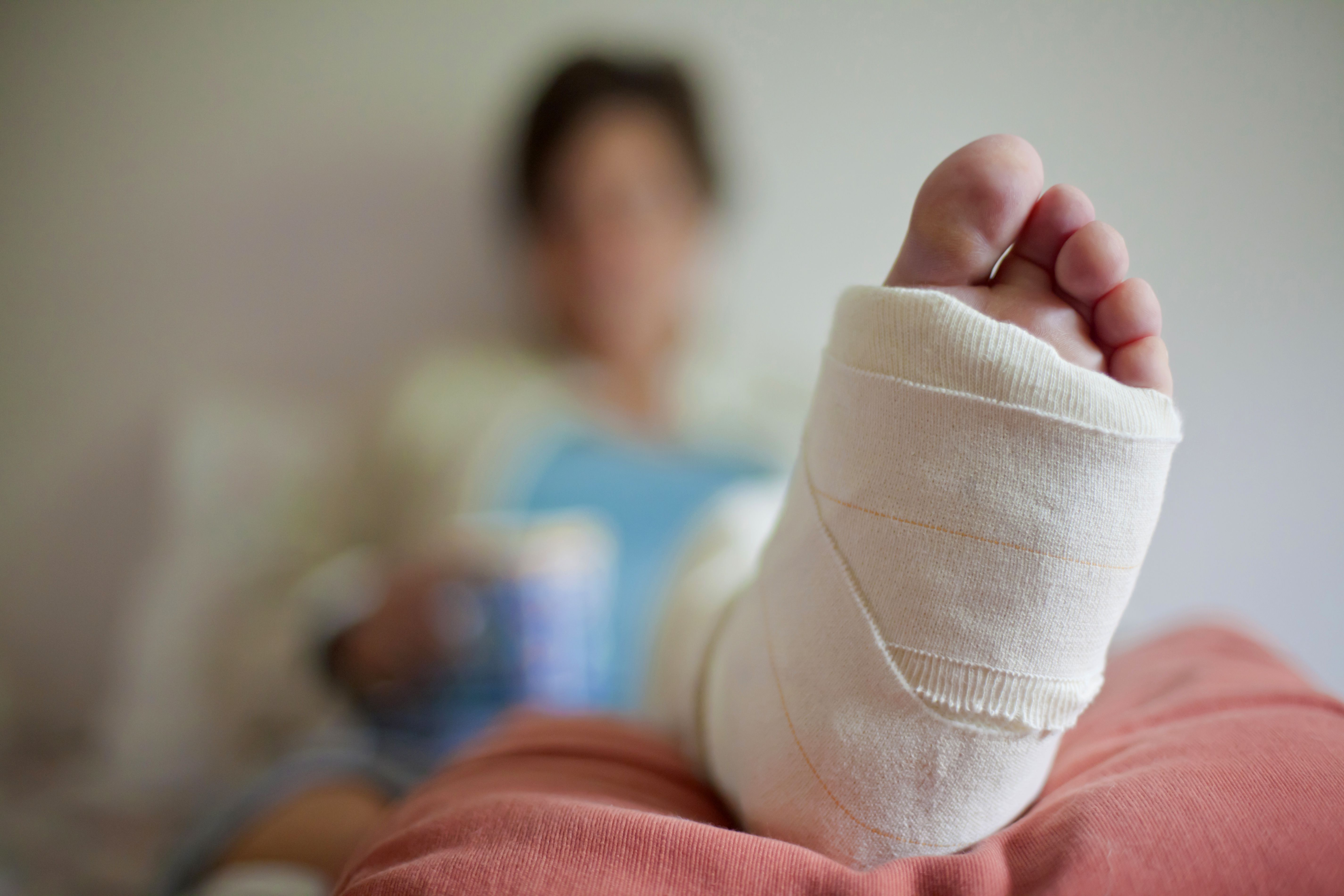 5 Kinds of Medial Malleolus Ankle Fractures
