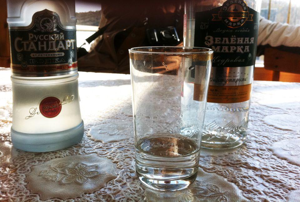 Russian Vodkas