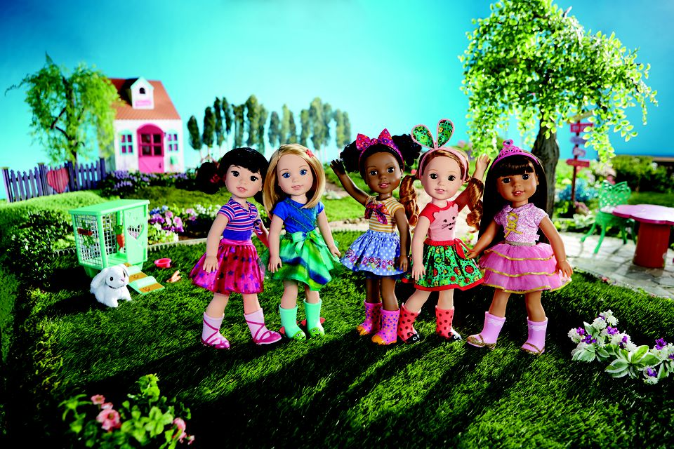 WellieWishers Dolls by American Girl