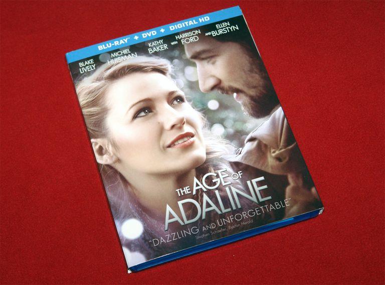 The Age of Adaline - Blu-ray/DVD/Digital Copy Package