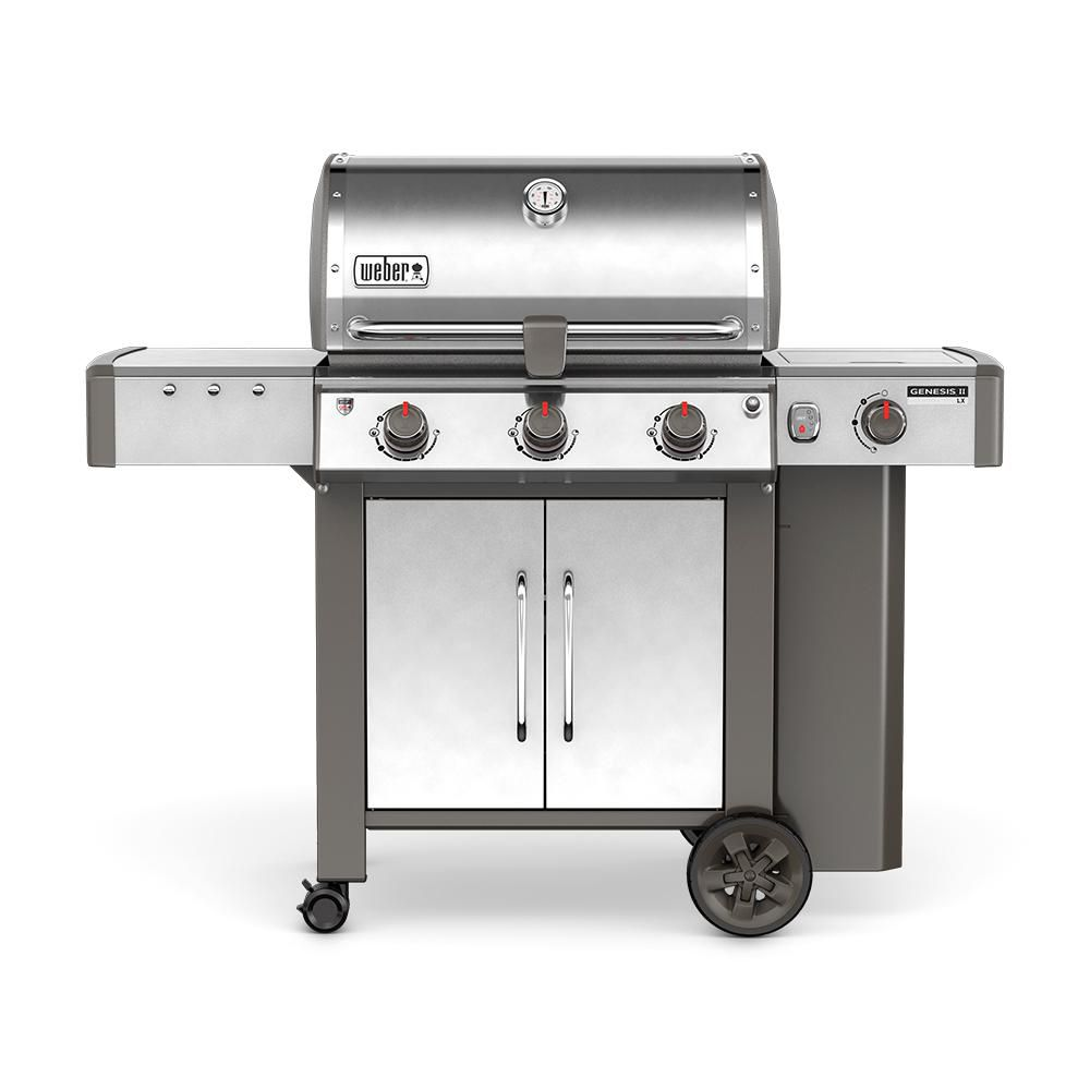 Weber Genesis II LX S-340 Gas Grill Review