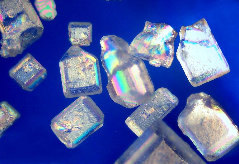 Sugar Crystals & Rock Candy Pictures