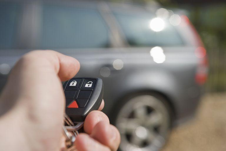 how car alarms work