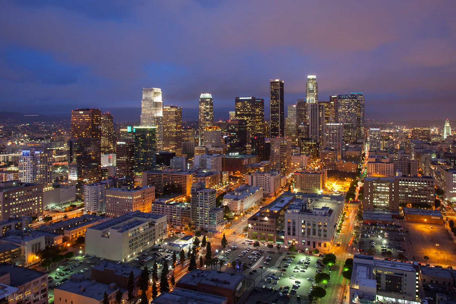 Staying safe while traveling in los angeles downtown los angeles reheart Images