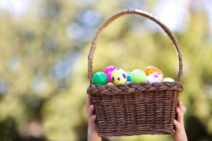 Easter egg hunt NYC