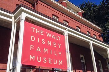 How To Get To Disney Family Museum On Cable Car