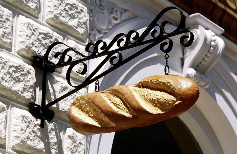 bread metonym