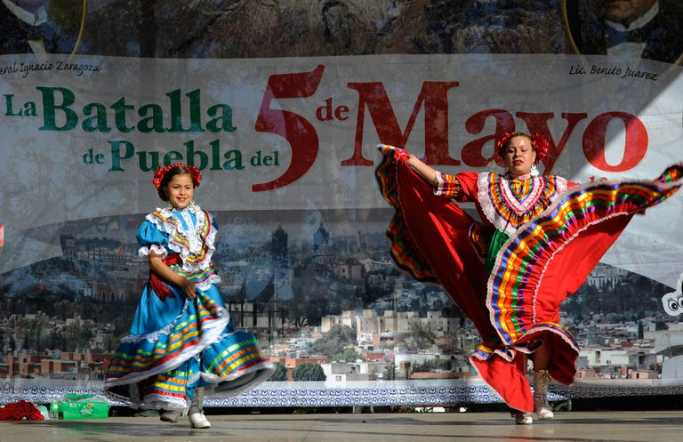 Cinco De Mayo Celebrated In Los Angeles